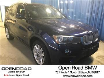 2017 BMW X3 for sale in Edison, NJ