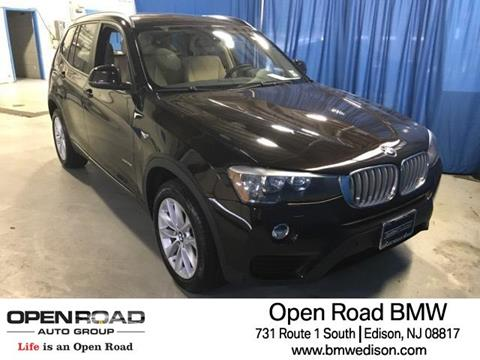 2015 BMW X3 for sale in Edison, NJ