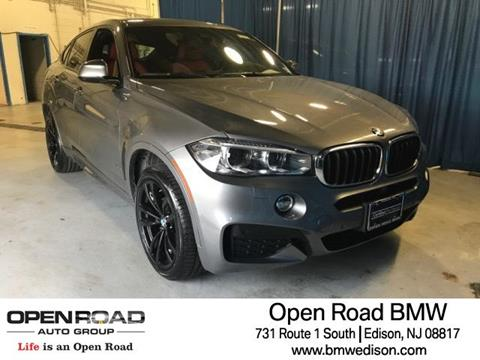 2017 BMW X6 for sale in Edison, NJ