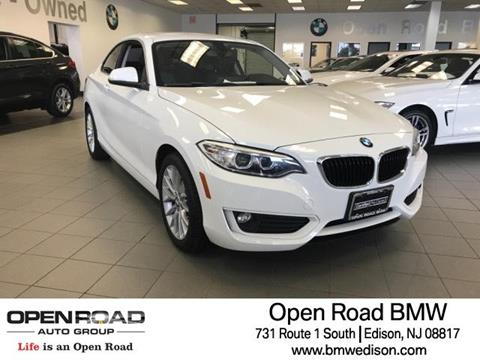 2015 BMW 2 Series for sale in Edison, NJ