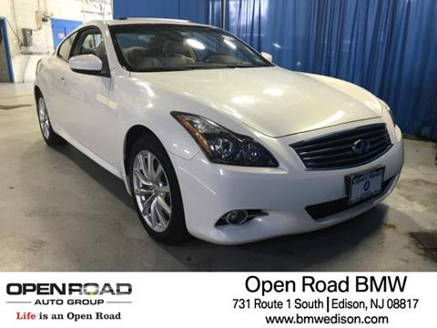 2012 Infiniti G37 Coupe for sale in Edison, NJ