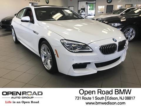 2017 BMW 6 Series for sale in Edison, NJ