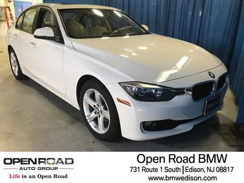 2015 BMW 3 Series for sale in Edison, NJ