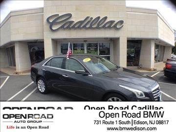 2015 Cadillac CTS for sale in Edison, NJ