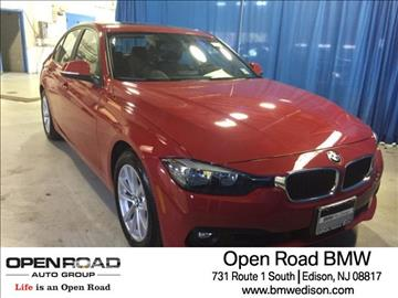 2016 BMW 3 Series for sale in Edison, NJ