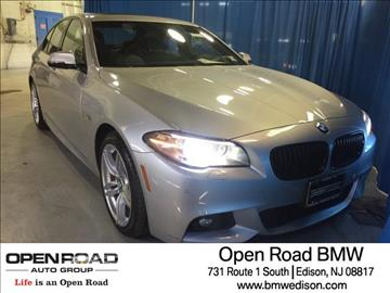 2014 BMW 5 Series for sale in Edison, NJ