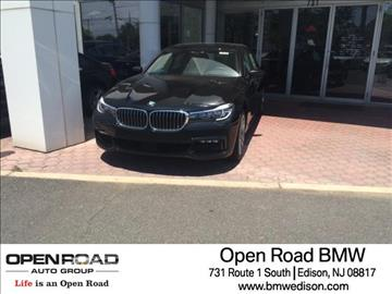 2017 BMW 7 Series for sale in Edison, NJ