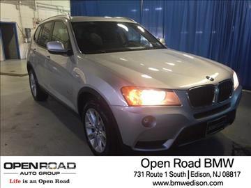 2014 BMW X3 for sale in Edison, NJ
