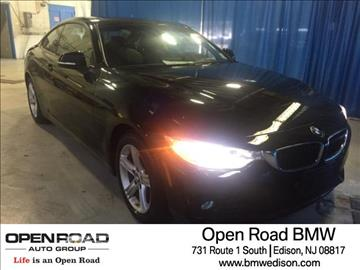 2014 BMW 4 Series for sale in Edison, NJ