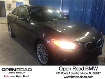 2014 BMW 2 Series for sale in Edison, NJ