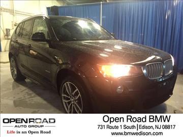 2017 BMW X3 for sale in Edison, NJ
