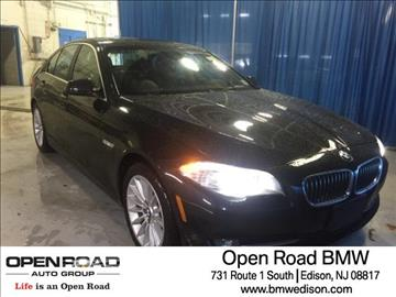 2013 BMW 5 Series for sale in Edison, NJ