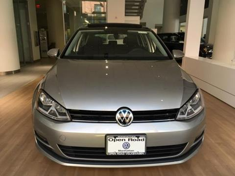 2017 Volkswagen Golf for sale in New York NY