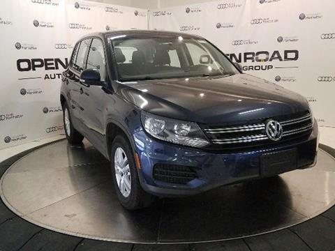 2014 Volkswagen Tiguan for sale in New York, NY