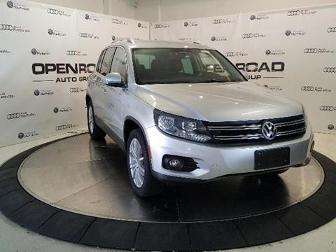 2012 Volkswagen Tiguan for sale in New York, NY