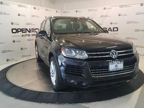 2014 Volkswagen Touareg for sale in New York NY