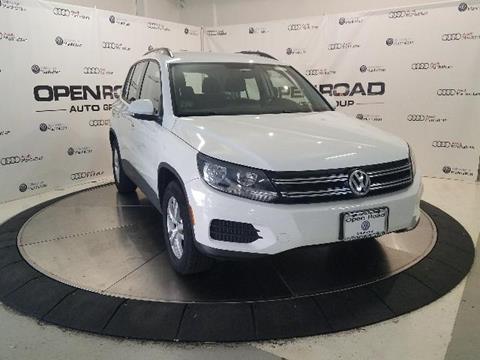 2015 Volkswagen Tiguan for sale in New York NY