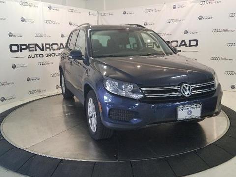 2015 Volkswagen Tiguan for sale in New York, NY