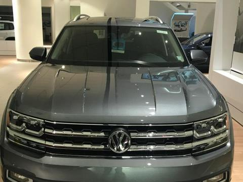 2018 Volkswagen Atlas for sale in New York NY