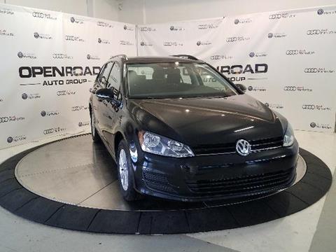 2016 Volkswagen Golf SportWagen for sale in New York, NY