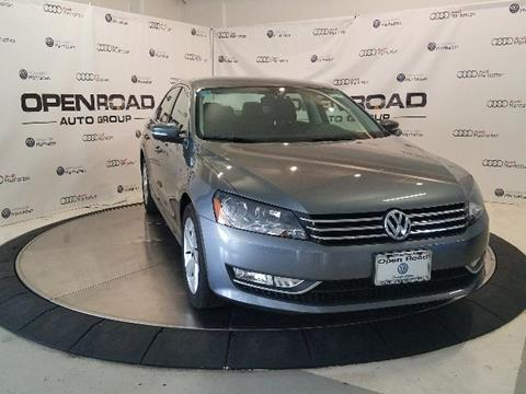 2015 Volkswagen Passat for sale in New York NY