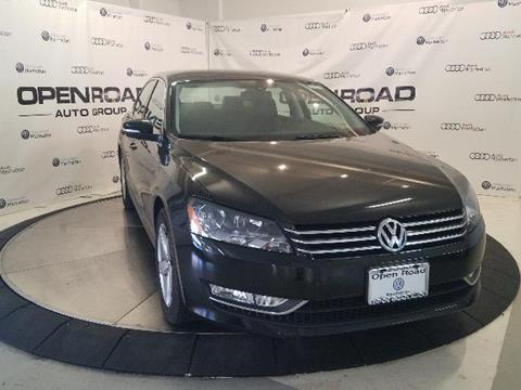 2015 Volkswagen Passat for sale in New York, NY
