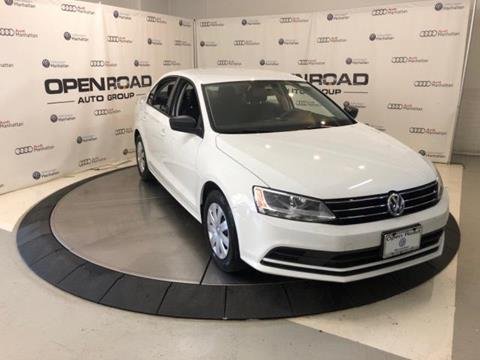 2016 Volkswagen Jetta for sale in New York, NY