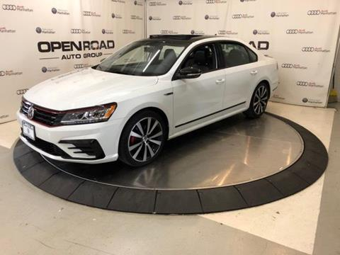 2018 Volkswagen Passat for sale in New York, NY