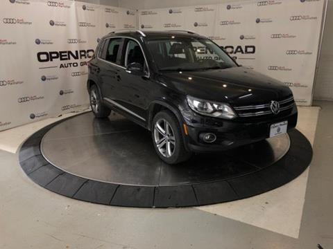 2017 Volkswagen Tiguan for sale in New York, NY