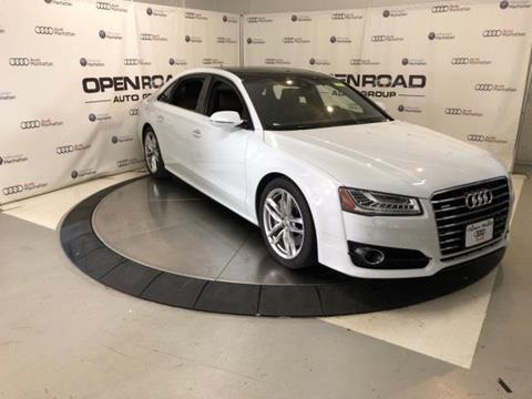 2016 Audi A8 L for sale in New York, NY