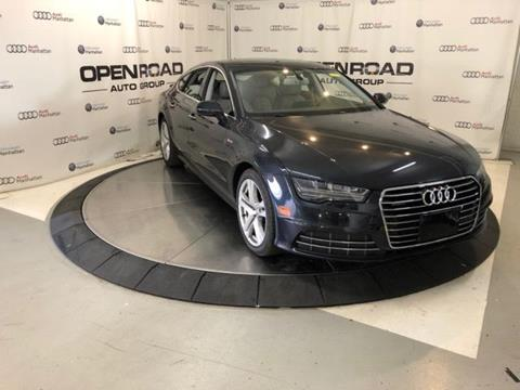 2017 Audi A7 for sale in New York, NY
