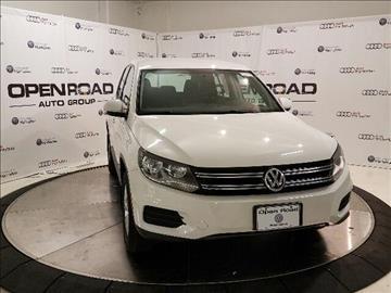 2013 Volkswagen Tiguan for sale in New York, NY