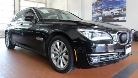 2015 BMW 7 Series for sale in Kenvil NJ