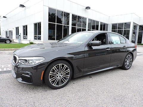 2017 BMW 5 Series for sale in Kenvil NJ