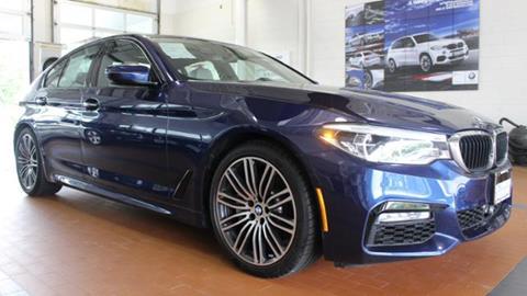 2017 BMW 5 Series for sale in Kenvil, NJ