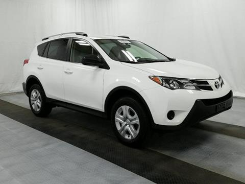 2015 Toyota RAV4 for sale in Kenvil NJ
