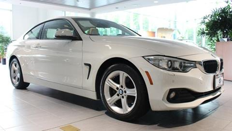 2014 BMW 4 Series for sale in Kenvil NJ