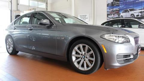 2014 BMW 5 Series for sale in Kenvil NJ