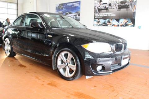 2012 BMW 1 Series for sale in Kenvil NJ