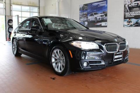 2015 BMW 5 Series for sale in Kenvil, NJ