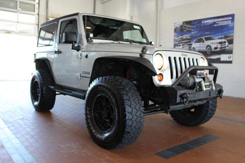 2012 Jeep Wrangler for sale in Kenvil NJ