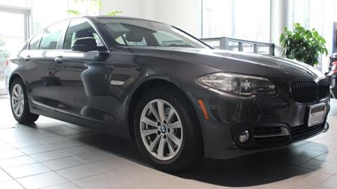 2016 BMW 5 Series for sale in Kenvil, NJ
