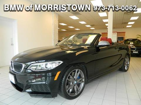 2016 BMW 2 Series for sale in Morristown, NJ