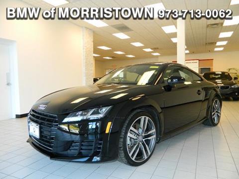 2016 Audi TT for sale in Morristown, NJ