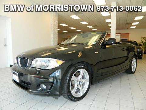 2013 BMW 1 Series for sale in Morristown, NJ