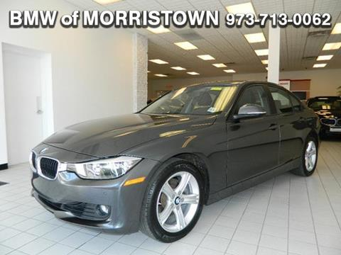 2015 BMW 3 Series for sale in Morristown, NJ
