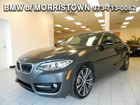2015 BMW 2 Series for sale in Morristown, NJ