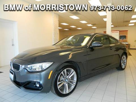 2017 BMW 4 Series for sale in Morristown, NJ