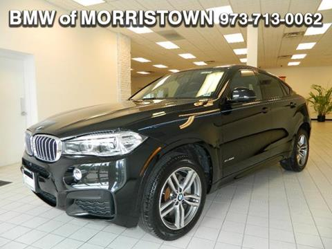 2015 BMW X6 for sale in Morristown, NJ