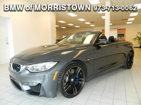 2015 BMW M4 for sale in Morristown, NJ